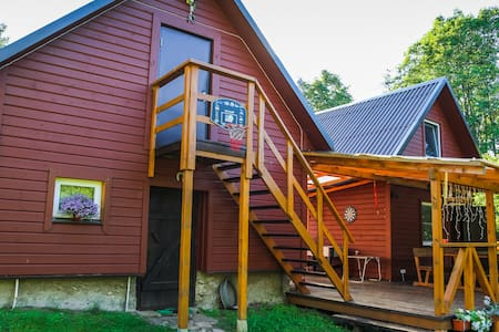 Taparynė Sauna House