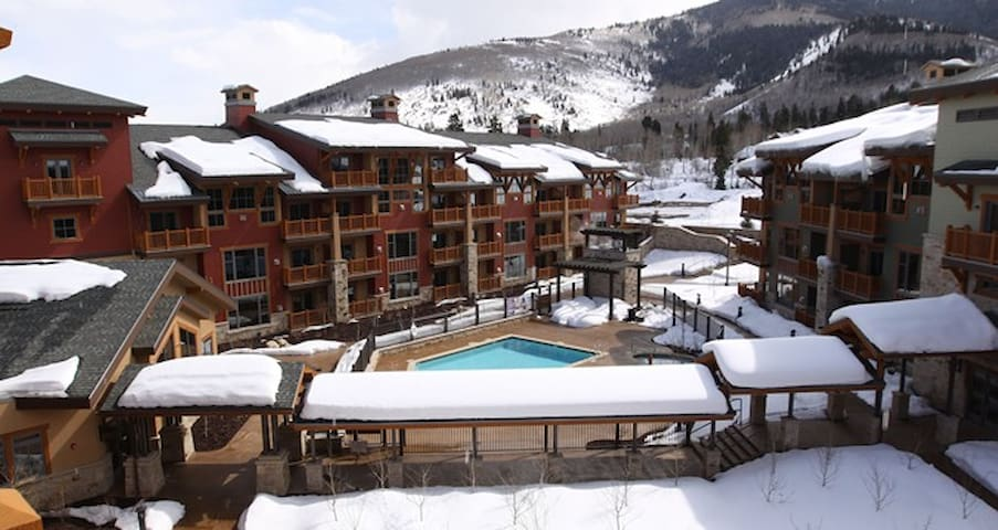 Sunrise Lodge HGVC 2BR,2 Bath Villa - Park City - Villa