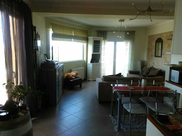 Life Line Apartment in Maleme - Maleme - Appartement