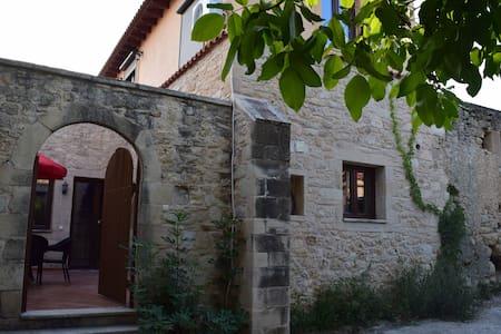 Venetian Villa since 1685 with pool - Kalamitsi Alexandrou - Casa a schiera