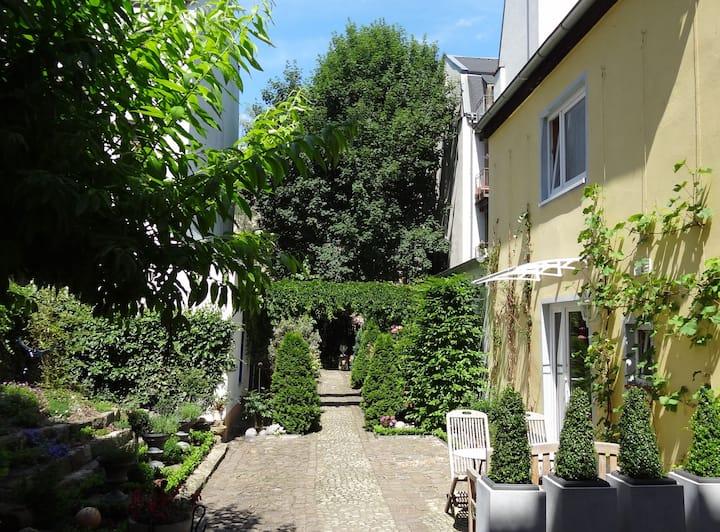 Neustadt-Garten-Cottage