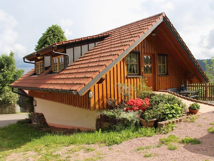 """Ferienhof Kienbronnerhof, (Schiltach), Ferienwohnung """"Backhäusle"""", 62 qm, 1 Schlafzimmer, max. 2 Personen"""