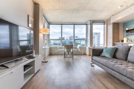 Amazing Bay-view 1BD near Pike Place Market 2 - 西雅圖 - 公寓