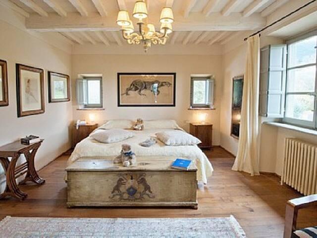 Splendida Villa con piscina riscaldata e A/C - Camaiore - Villa