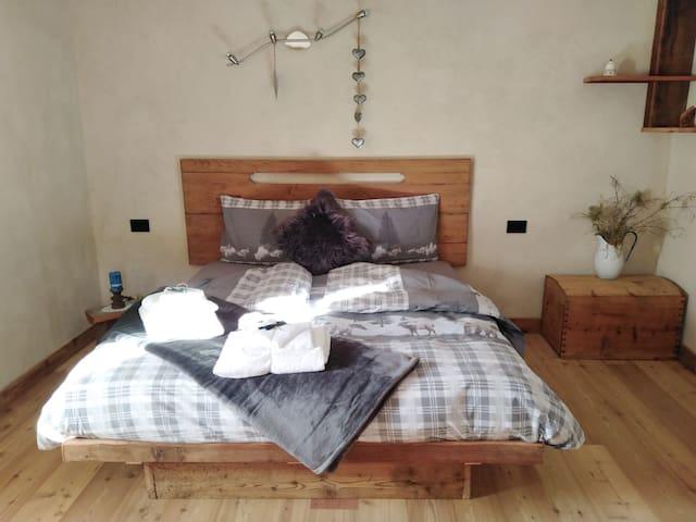 Awsome Rooms in a Mountain B&B near Cortina