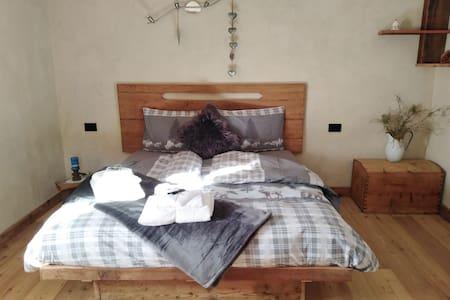 Superbes chambres dans un B&B près de Cortina