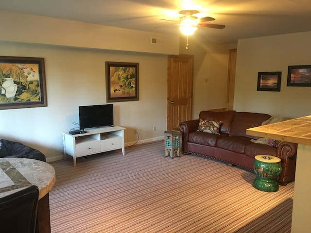 Cozy , Zen Alder Creek Apartment - Truckee - Apartmen