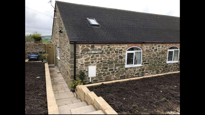 Small-holding property in the Derbyshire Dales - Kirk Ireton - Bungalow