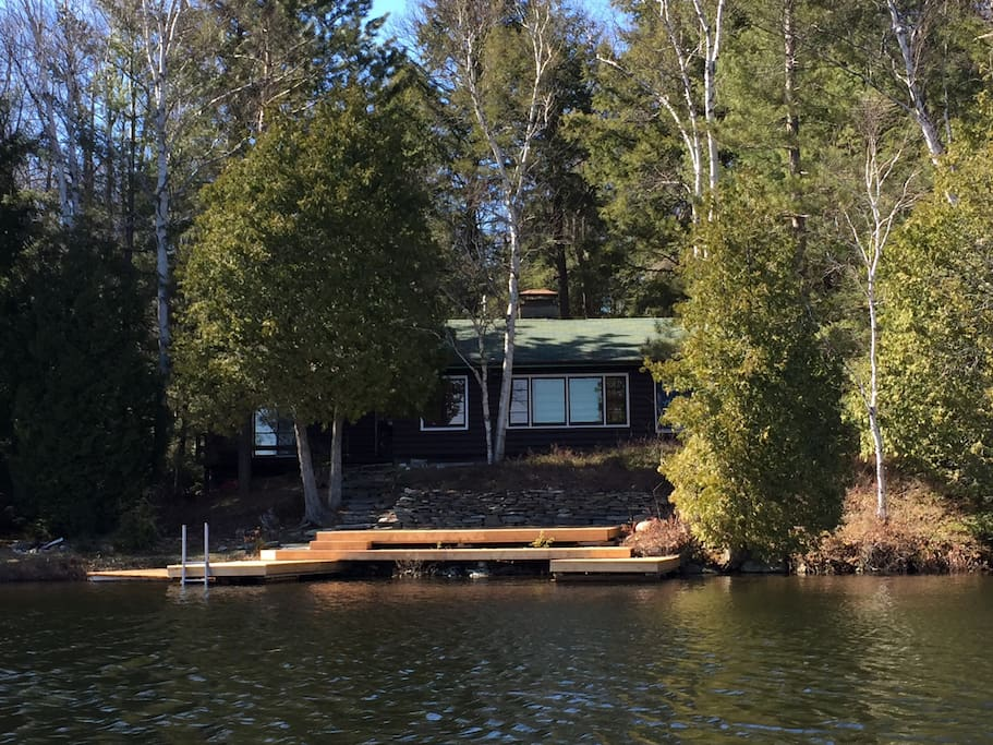 Merrymeet Cottage On Rebecca Lake Cottages For Rent In