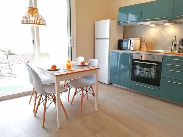 Mazi Apartments Penthouse
