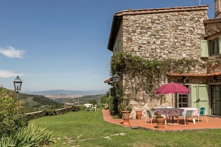 APARTMENT IN TUSCANY VILLA NEAR FLORENCE - Bagno a Ripoli - อพาร์ทเมนท์