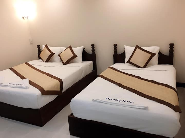 2.Memory Hotel-Heart of city central,Mekong river