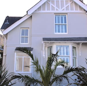 Newly renovated house with parking - Salcombe