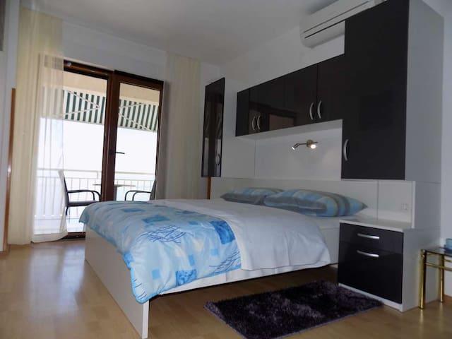 Apartments 2 (2+1) - Mošćenička Draga - Lägenhet