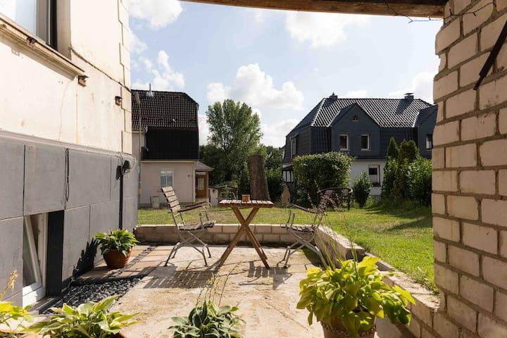 """Souterrain Studio """"Villa Elfriede"""""""