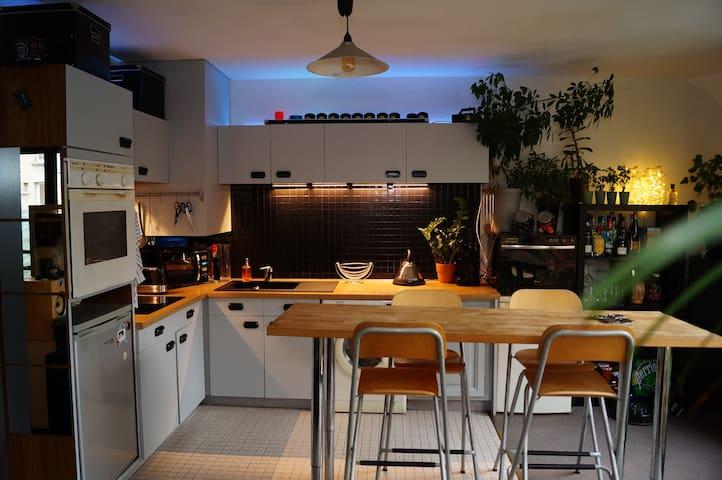 Duplex cosy Voltaire-Bastille - Paris - Flat