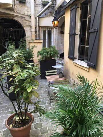 Studio Chic coeur de Paris Montorgueil/Marais. - Paris