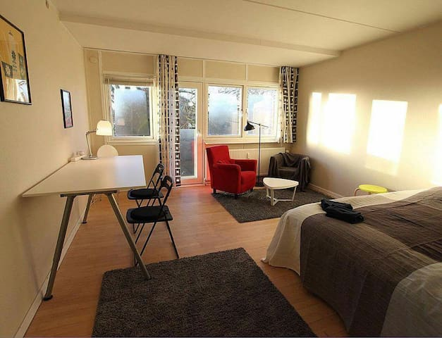 Apartment close to the city center - Søborg - Leilighet