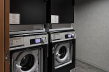 Coin Laundry (paid service)