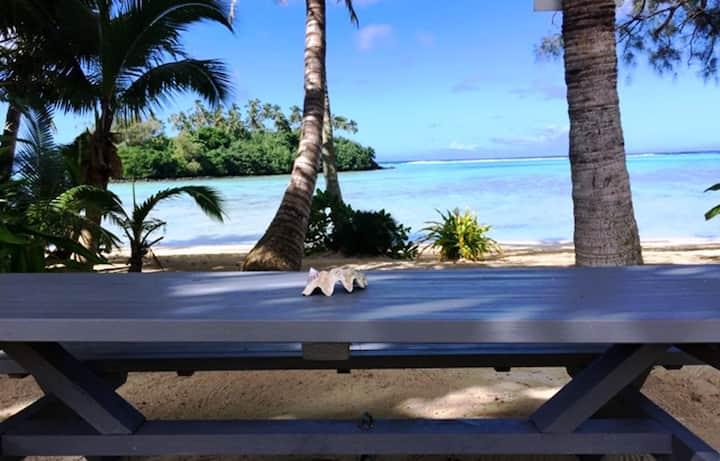 Muri Beach Studio with Pool & Kayaks =Value!