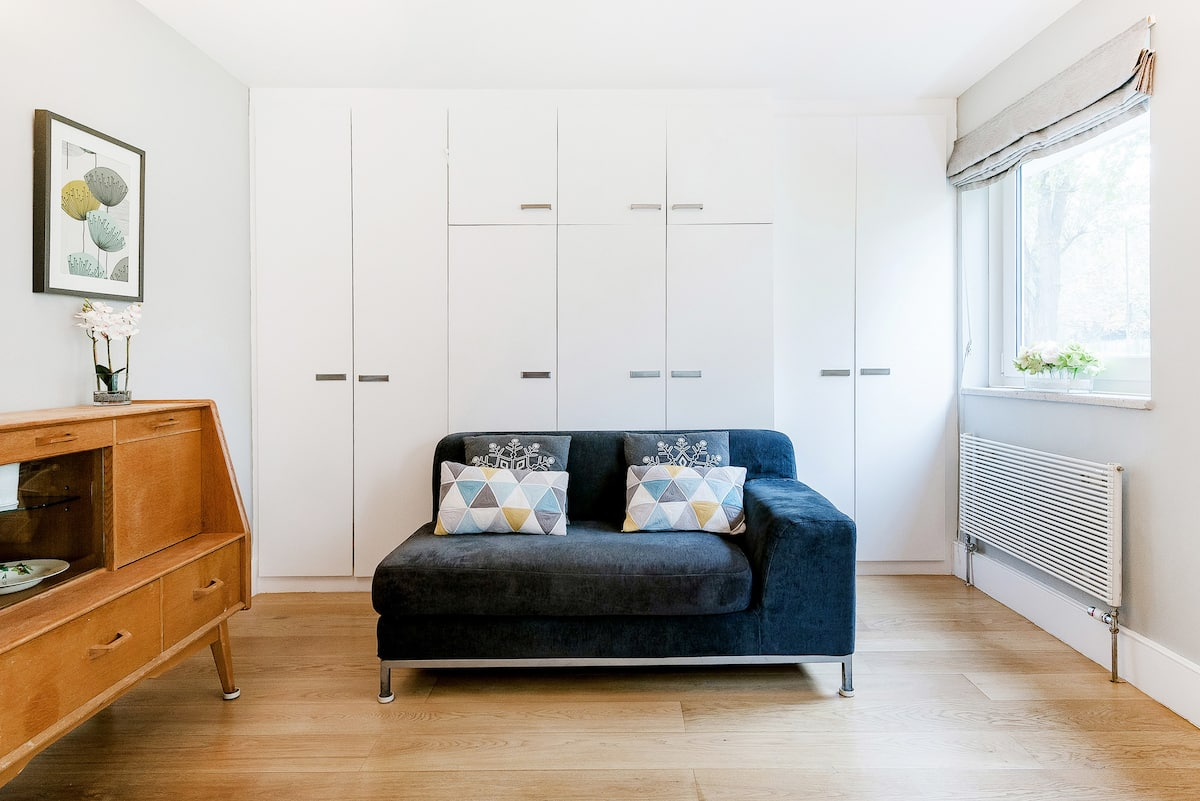 Garden Apartment Next to Wandsworth Common — Free Parking