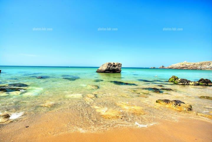 l'ancolie presqu'île de Quiberon à 300m des plages - Saint-Pierre-Quiberon - Rumah