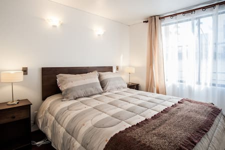 DEPARTAMENTO AMOBLADO-FURNISHED - Ñuñoa - 公寓
