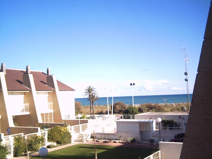 Ideal house at the beach in Sagunto (Spain)