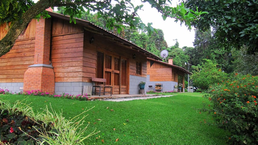 Rancho Amalia Lodge, cabañas grandes, Costa Rica