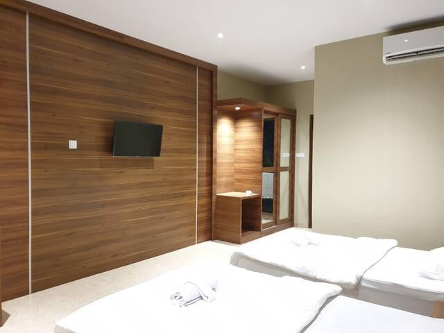 Room 203 near BCS mall