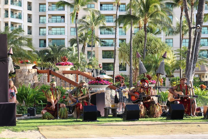 Marriott Ko Olina Beach Club Studio