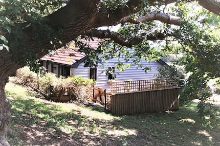 Secluded one bedroom Suffolk Lodge near the coast
