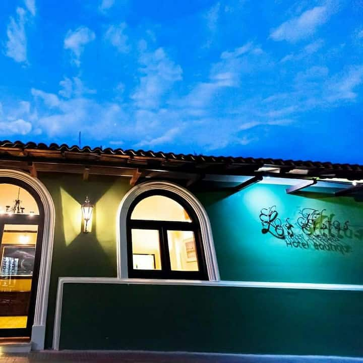 Los Altos hotel boutique