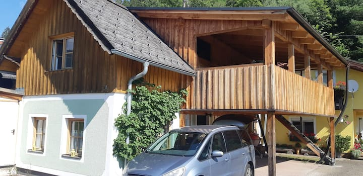 Ferienhaus Bergblick in St. Wolfgang/Windhag