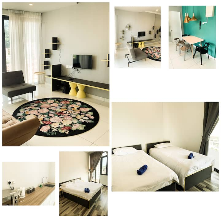 "ArteS Near Airport/Georgetown By ZenBnB ""CLEAN"""