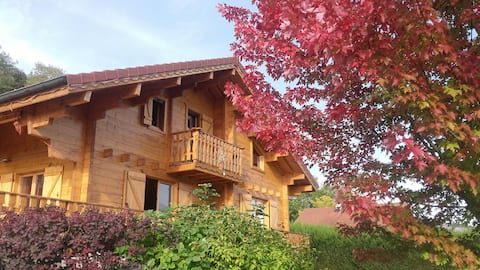 chambre 2p proche Genève et Annecy