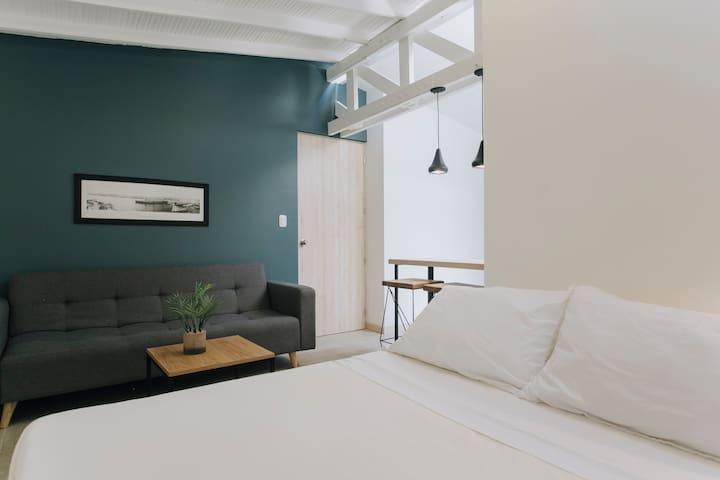 Nice Apartment Parque Lleras 204