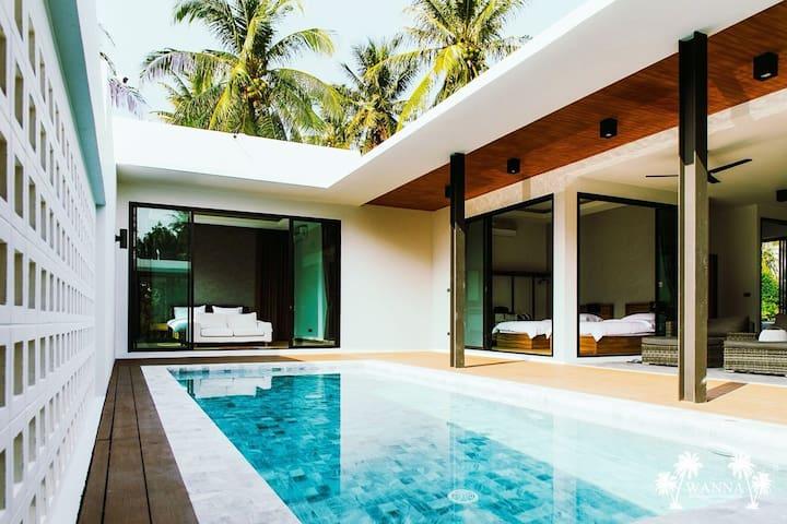 Wanna Pool Villa
