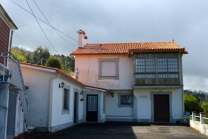 Casa Rodríguez. Pantin, Valdoviño