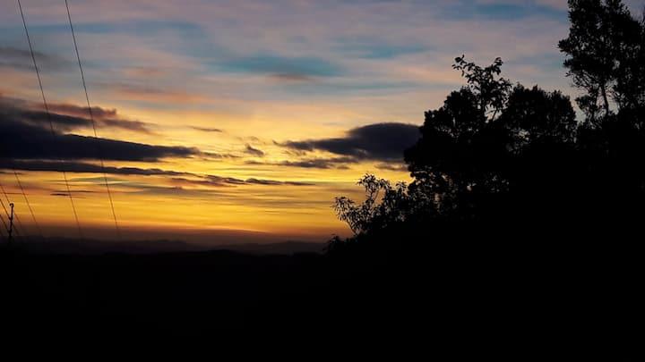 Um lugar tranquilo e aconchegante em Monte Verde
