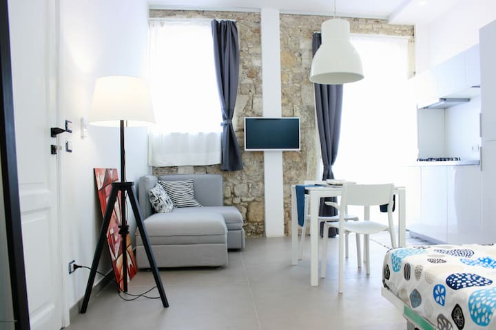 MODERN studio - Stay In OrTiGiA - parking & wifi
