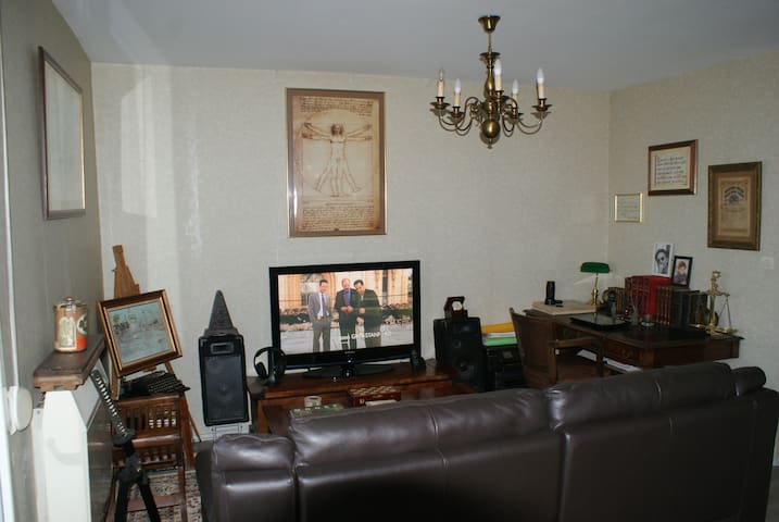 TROYES bel appartement cosy fonctionnel habitable - Saint-Julien-les-Villas - Wohnung
