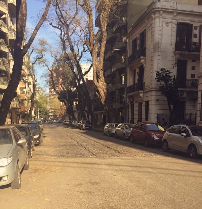 Nuestra Calle. Our Street