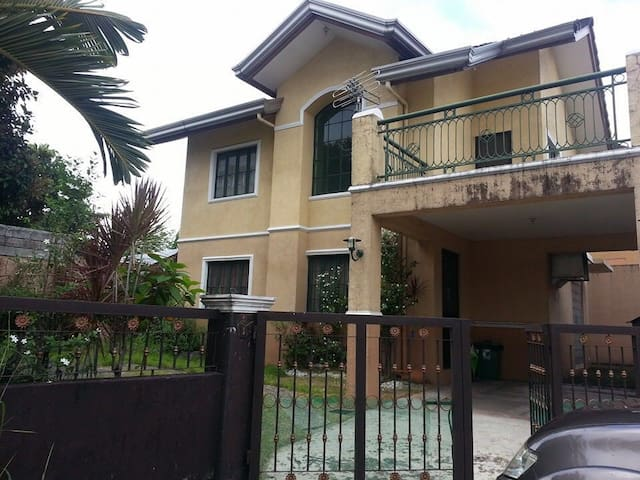 3 bedrooms family home - Quezon City - Haus
