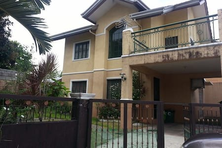 3 bedrooms family home - Quezon City