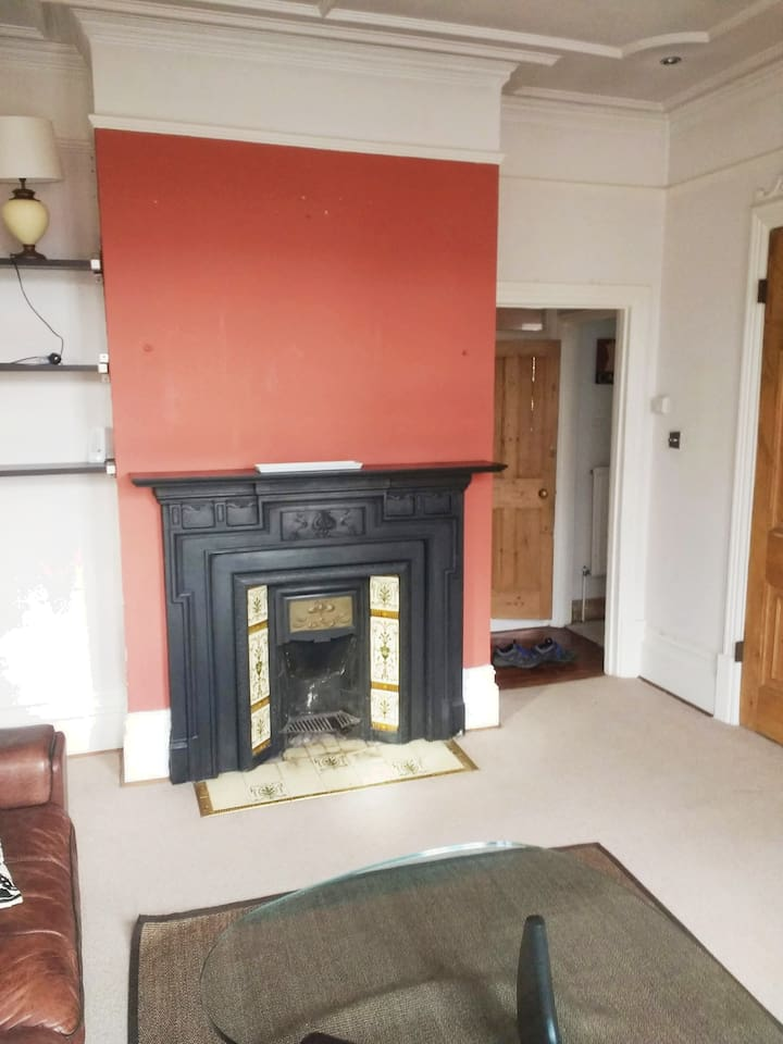 A lovely period flat with many original features