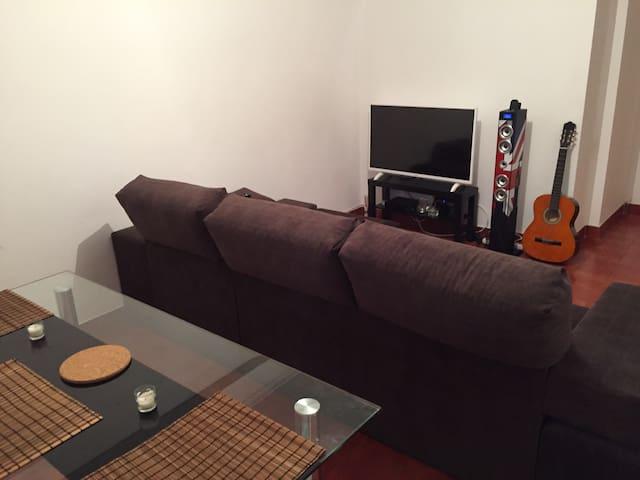 Cozy and spacious flat - São Domingos de Rana - Wohnung