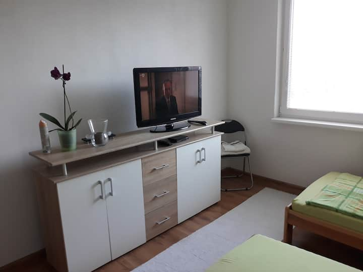 Ubytovanie-samostatný byt - garsonka
