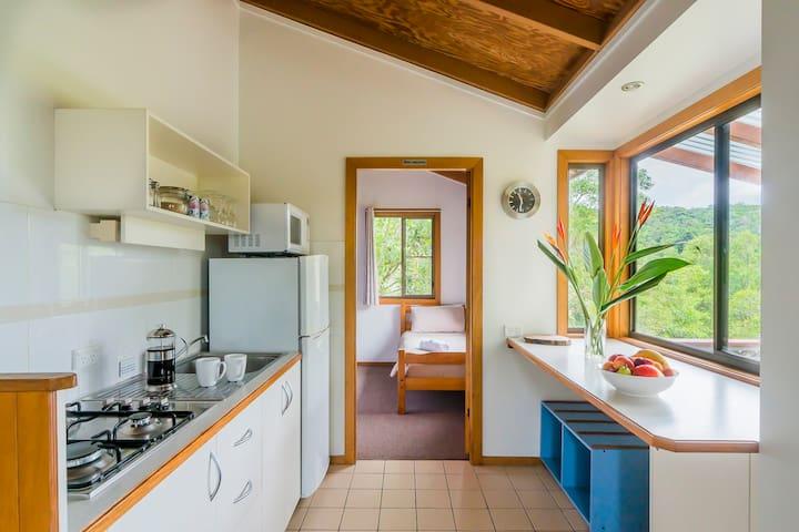 Amazing farm cottage - Byron Bay - Hayters Hill - Villa