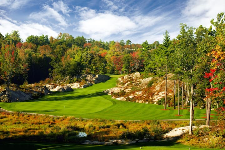 Muskoka Bay Golf Resort